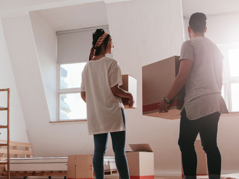 The First Night In Your New Home: Three Important Things To Remember