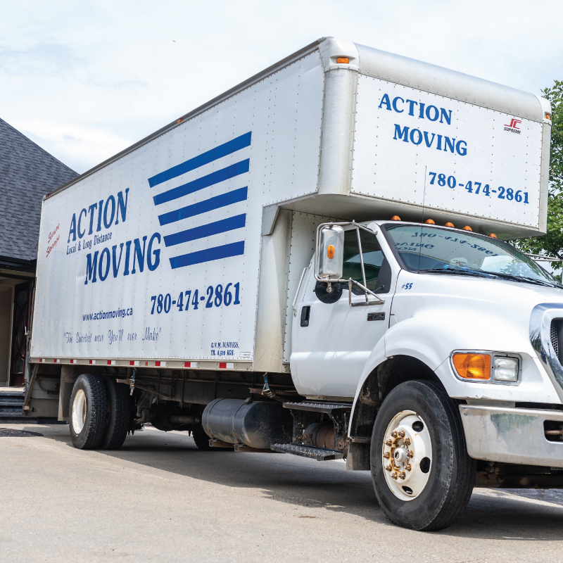 Action Moving and Storage Edmotnon